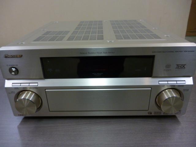 パイオニア AVアンプ VSA-AX4AVi 中古美品