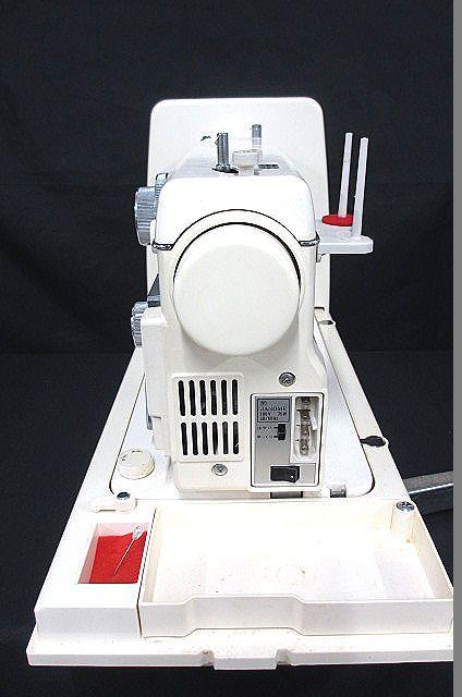 JANOME ジャノメミシン モデル805型 足踏みミシン 手芸 洋裁 動作OK 007873-2 m17_画像5