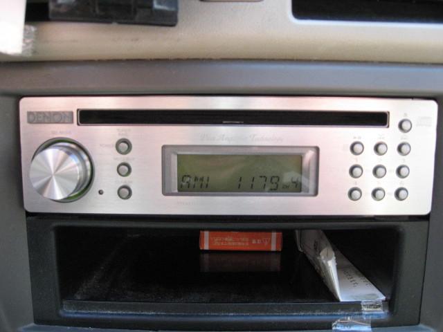 DENON デノン DCT-R1 CDプレーヤー AM/FMチューナー 25W×4ch パワーアンプ内蔵 中古品