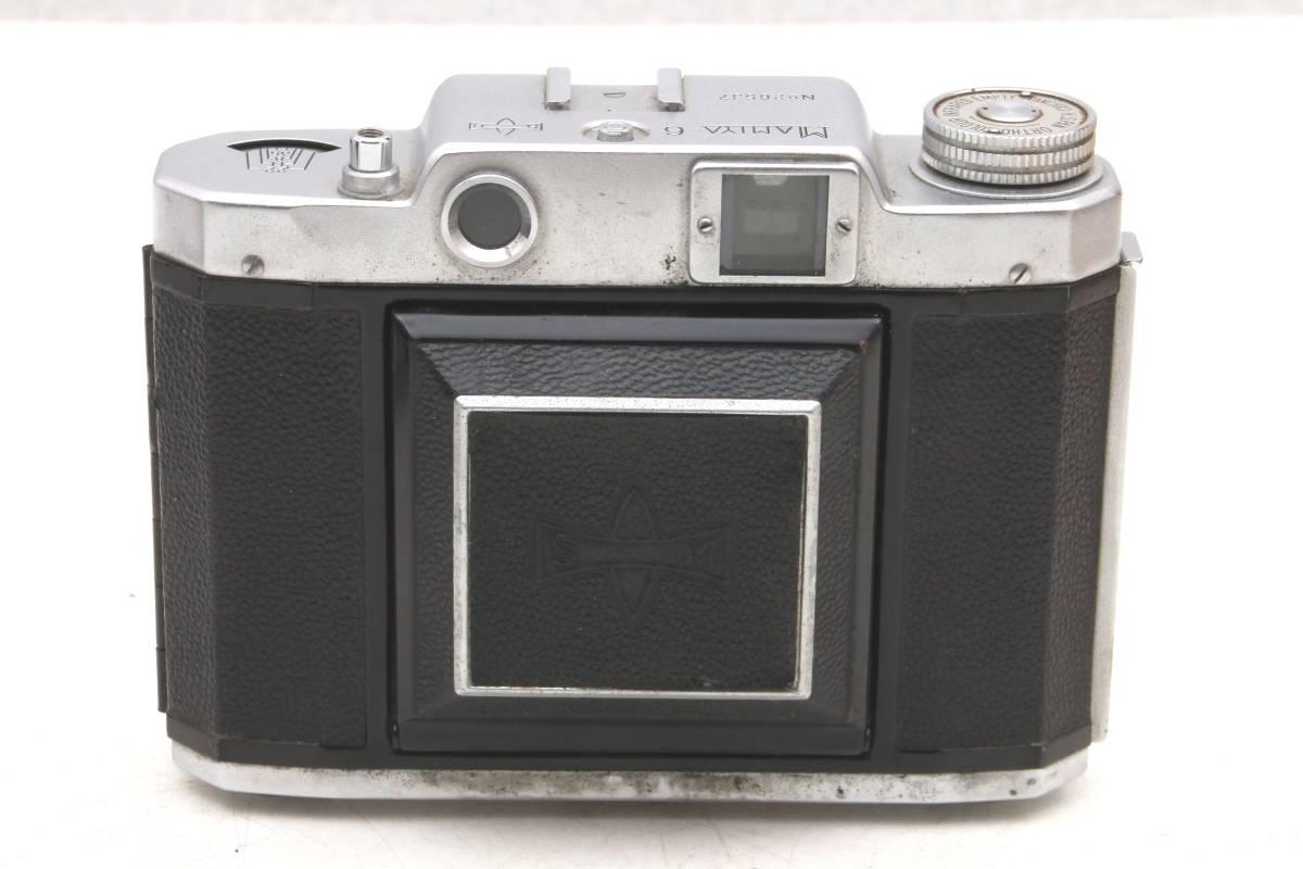 マミヤ 蛇腹カメラ MAMIYA-6 ケース付 レトロ アンティーク ビンテージ 032216_画像5