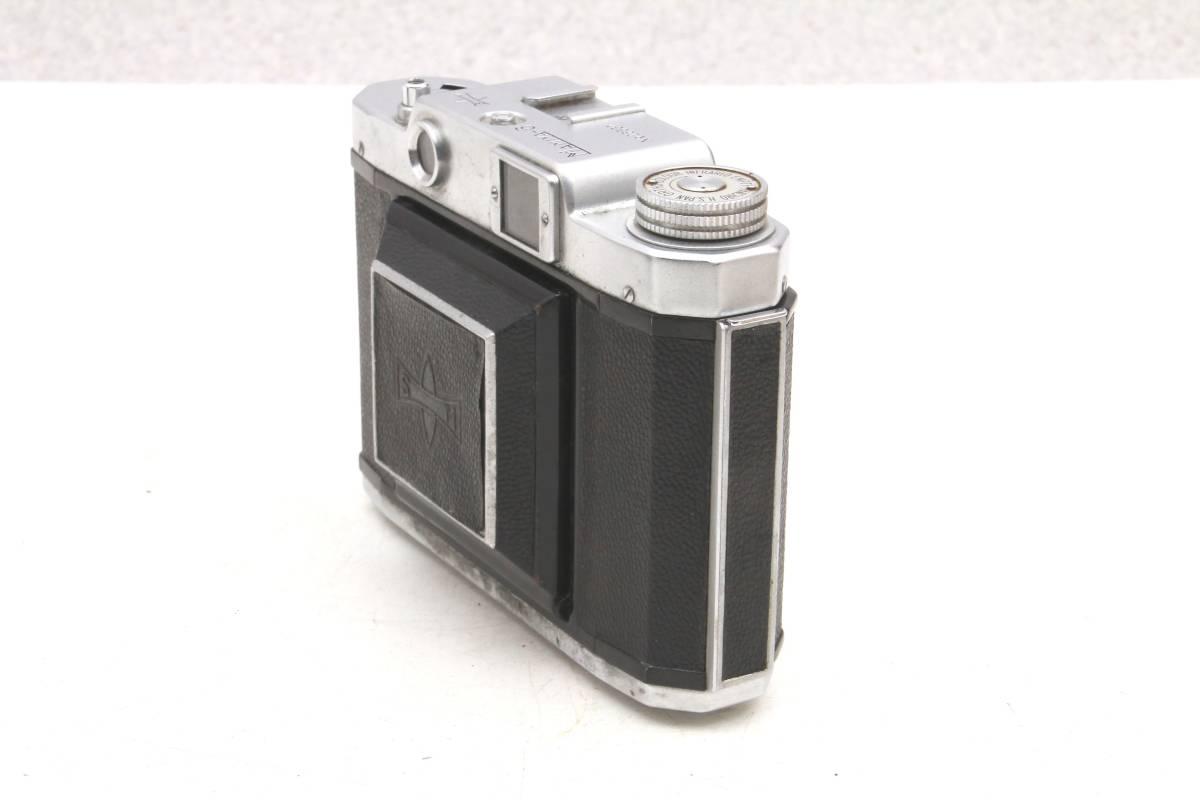 マミヤ 蛇腹カメラ MAMIYA-6 ケース付 レトロ アンティーク ビンテージ 032216_画像6