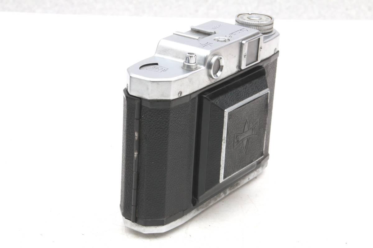 マミヤ 蛇腹カメラ MAMIYA-6 ケース付 レトロ アンティーク ビンテージ 032216_画像8