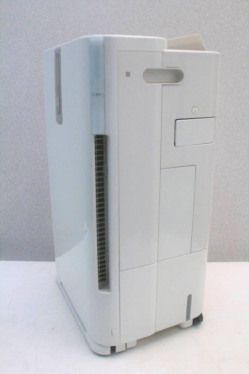 ダイキン DAIKIN 2011年製 床置形 除加湿清浄機 クリアフォース MCZ65M-W 説明書付 空気清浄機 脱臭 集塵 04109_画像7