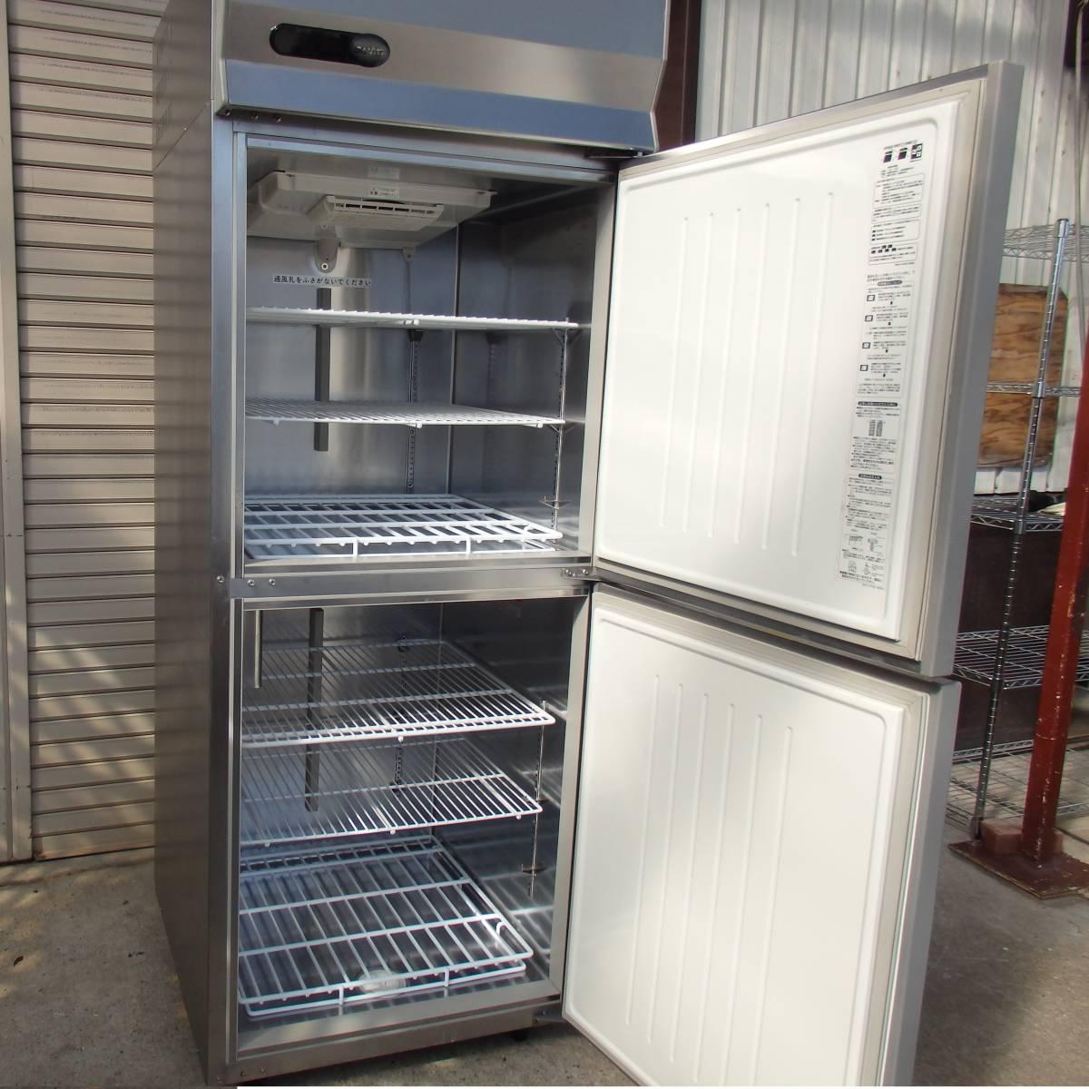 姫路 業務用 冷凍冷蔵庫 【SRR-G781C】 サンヨー 100V_画像4
