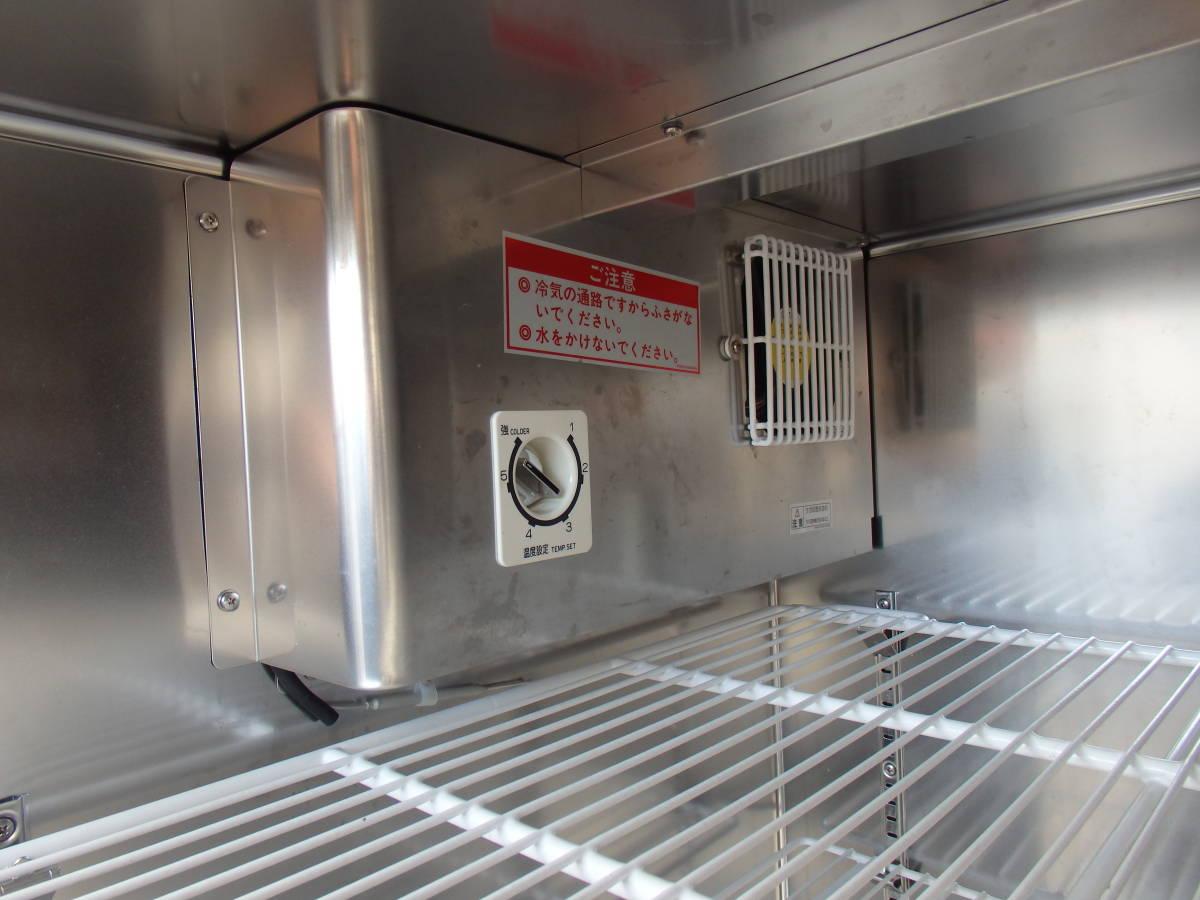 姫路 業務用 冷凍冷蔵庫 【SRR-G781C】 サンヨー 100V_画像6