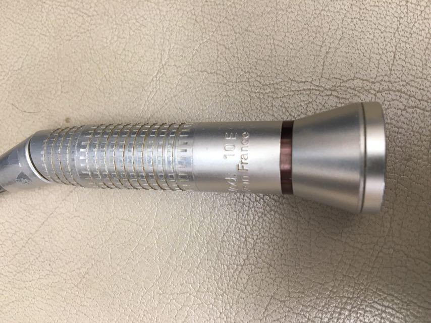 コントラ ハンドピース 歯科 マイクロメガ 10E_画像2