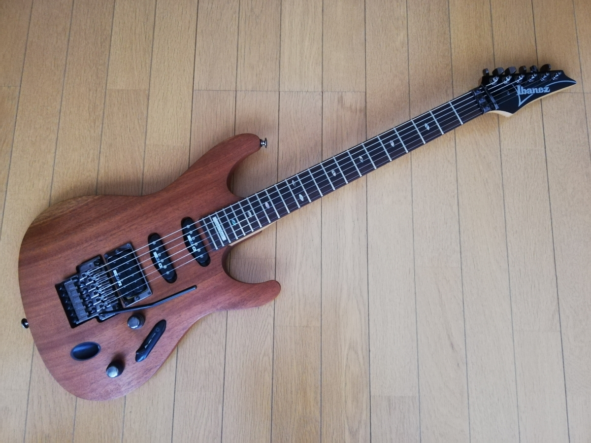 Ibanez 540S Oil finish natural S series Custom made _画像2