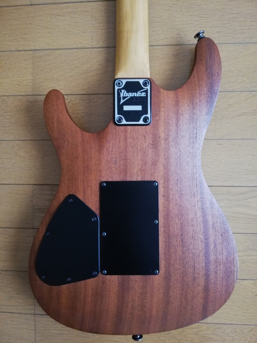 Ibanez 540S Oil finish natural S series Custom made _画像5