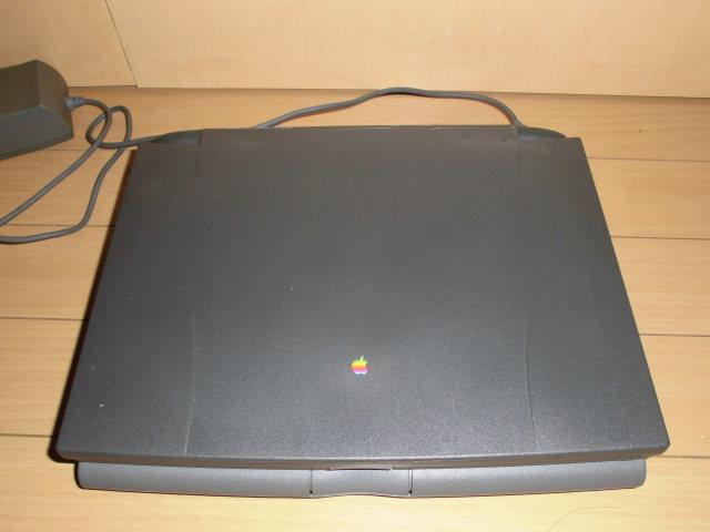 動作品★Apple PowerBook 540c メモリ増設済み オールドMac マック_画像3