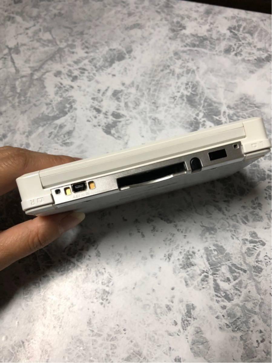 中古 Nintend 任天堂 3DS CTR-001 ポータブル ゲーム機 現状品 初期化済み_画像5