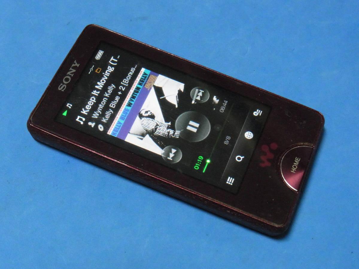 SONY mp3プレイヤー NW-X1050 16GB ジャンク