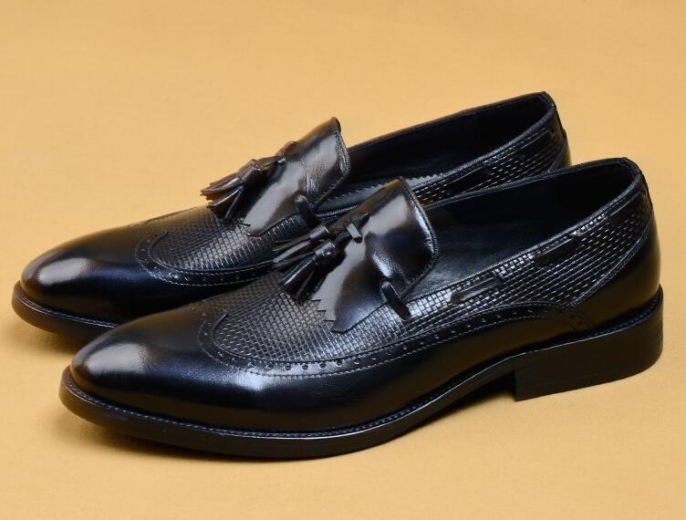 新品100%純手工★上層牛革ブーツ ブーティ 紳士ビジネスシューズ メンズシューズ レザーブーツ マーチンブーツ サイズ選択可 B5_画像5