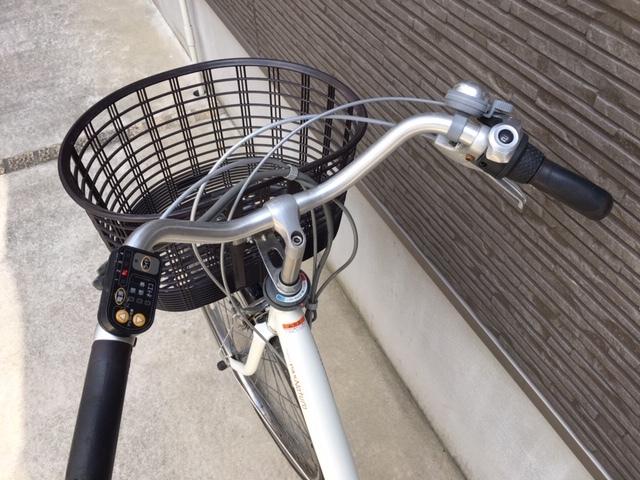 ★YAMAHA ヤマハ パスナチュラ  新基準 電動自転車 電動アシスト自転車 26インチ_画像4