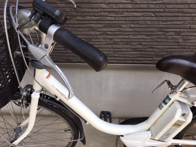 ★YAMAHA ヤマハ パスナチュラ  新基準 電動自転車 電動アシスト自転車 26インチ_画像5