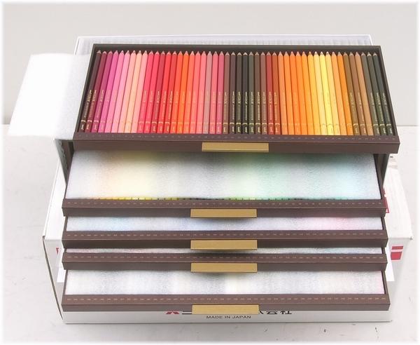 ■新品■三菱鉛筆 ユニカラー 240色 リミテッドエディション■5000セット限定■Uni COLOR 240Limited Edition _画像2
