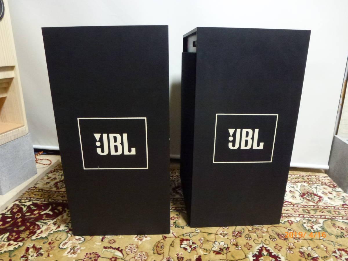 名機 JBL 4312A CONTROL MONITOR 3WAYスピーカー ペア_画像7