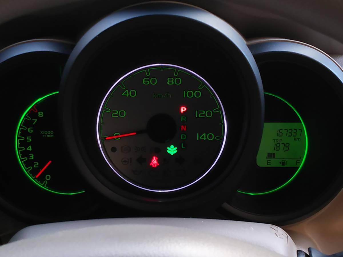 H24 ホンダ N BOX G 4WD 車検2年込 車検33年4月まで ブラックパール_画像9