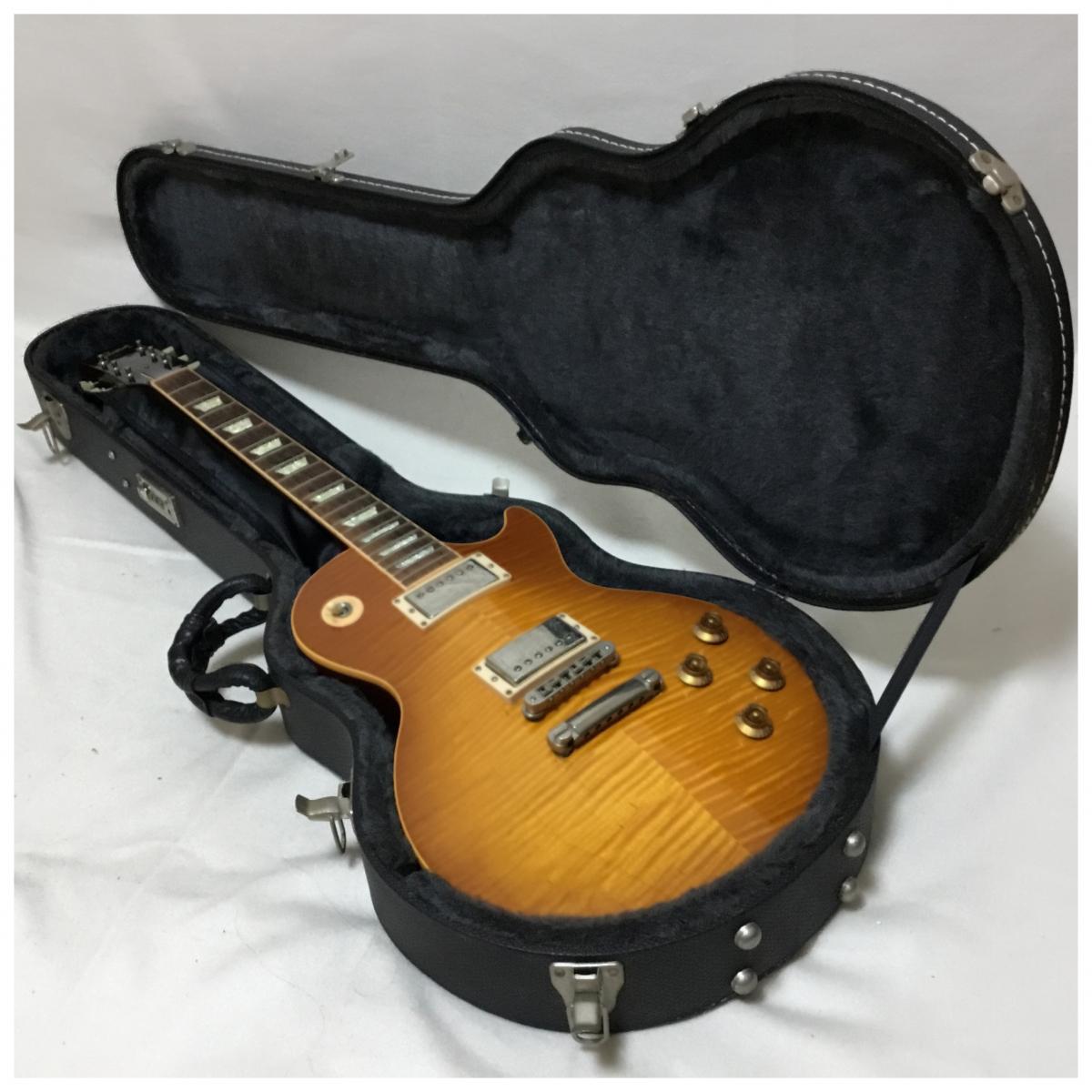 GIBSON ギブソン USA LesPaul Standard レスポール エレキギター 2004年製 ネック割れ