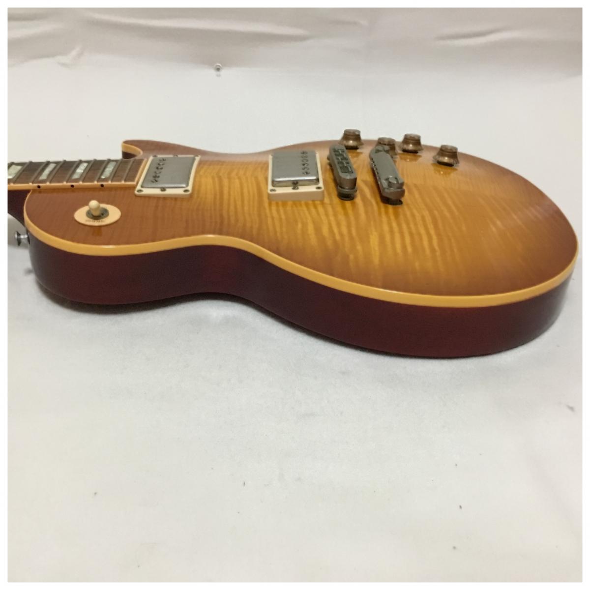 GIBSON ギブソン USA LesPaul Standard レスポール エレキギター 2004年製 ネック割れ_画像2