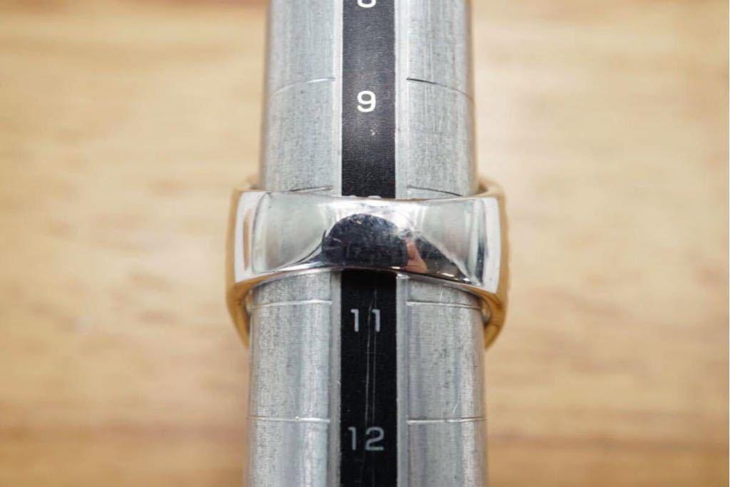 191 ソーティング付き 本真珠 パール ヴィンテージリング 指輪 アクセサリー 昭和レトロ アンティーク 宝石 冠婚葬祭 装飾品 10.5号_画像8