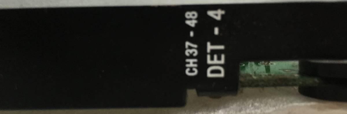 ★ SONY PCM 3348用基板 DET-6 (DET4) ★_画像1