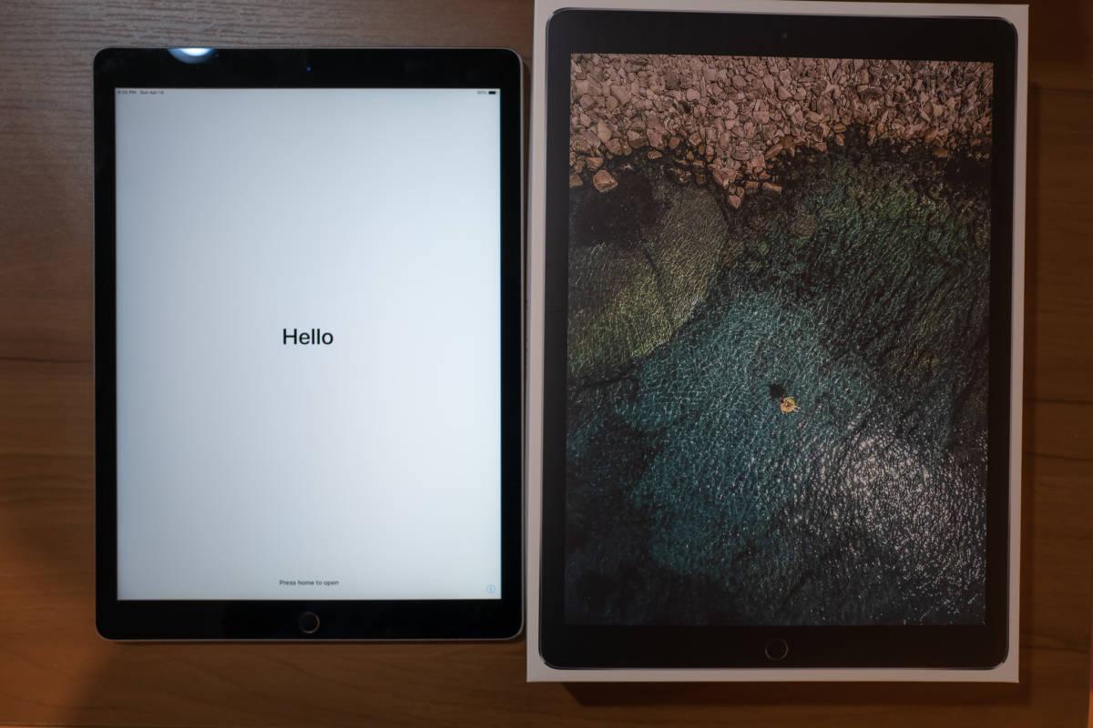 【中古】iPad Pro 第2世代 12.9インチ 256GB スペースグレイ Wi-Fiモデル