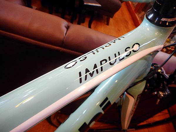 BIANCHI ビアンキ ロードバイク IMPULSO 105 2016年モデル 超美品 中古品 相模原 インパルソ インプルーソ   _画像6