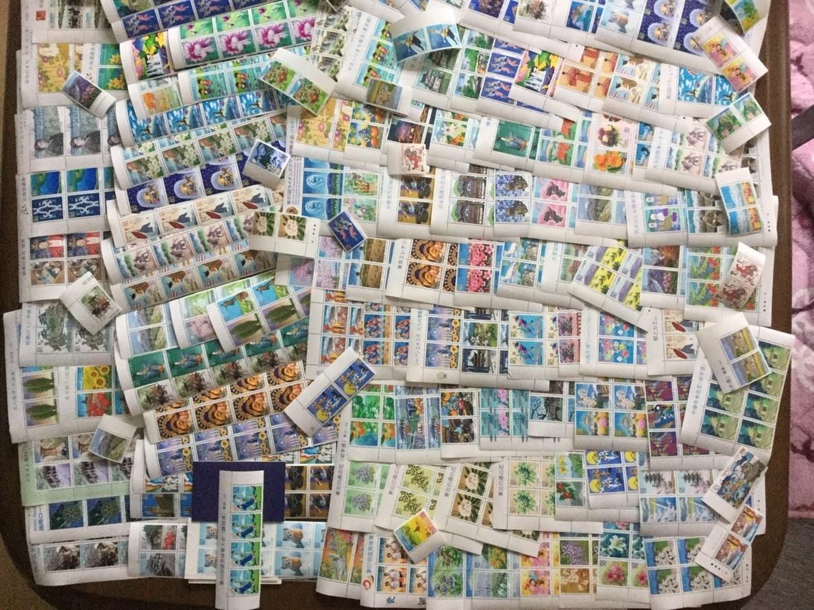 ☆切手 未使用 額面200,000円分 普通切手・記念切手☆_画像2