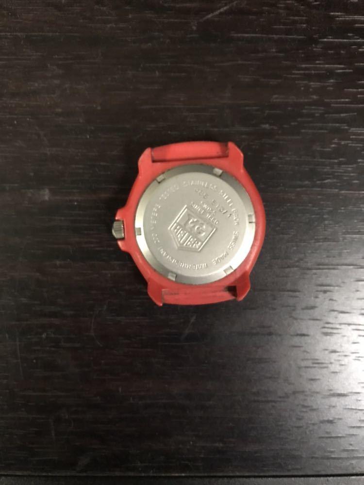 タグホイヤー フォーミュラ1 プロフェッショナル 200M SS クォーツ 腕時計 ボーイズ_画像4