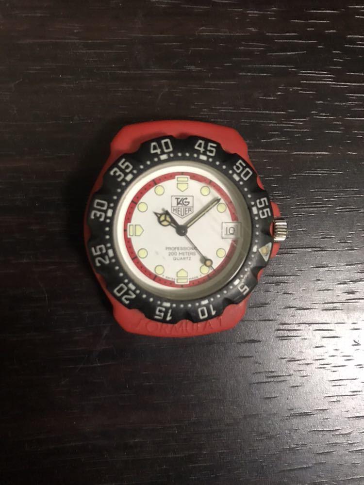 タグホイヤー フォーミュラ1 プロフェッショナル 200M SS クォーツ 腕時計 ボーイズ_画像2