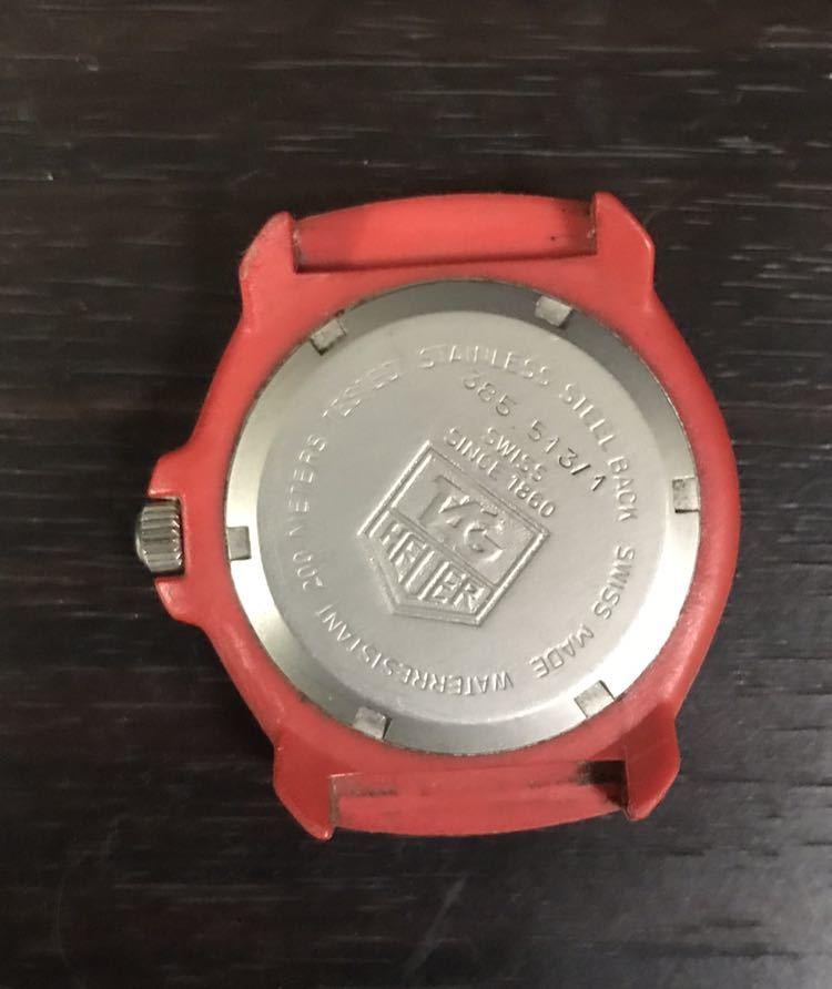 タグホイヤー フォーミュラ1 プロフェッショナル 200M SS クォーツ 腕時計 ボーイズ_画像3