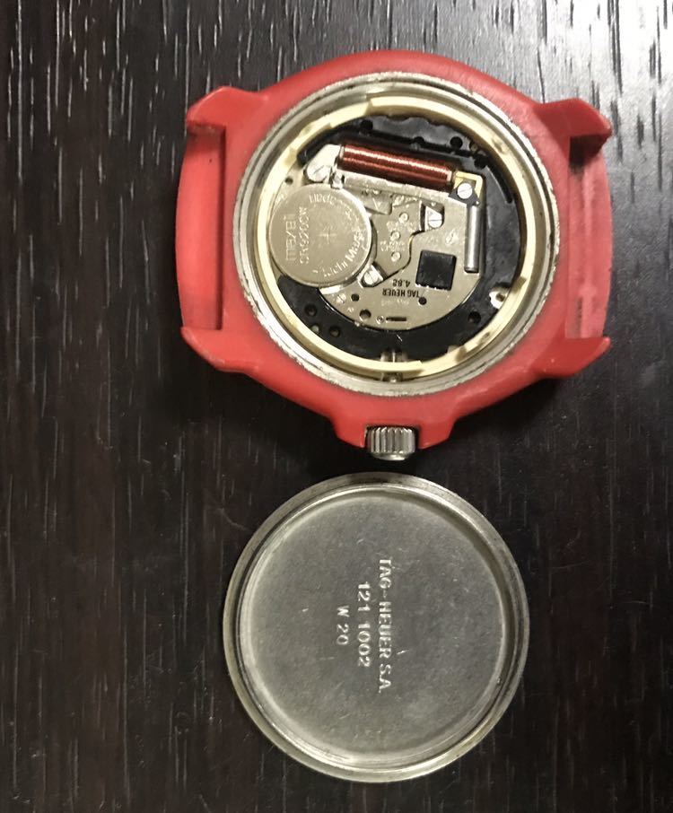 タグホイヤー フォーミュラ1 プロフェッショナル 200M SS クォーツ 腕時計 ボーイズ_画像5