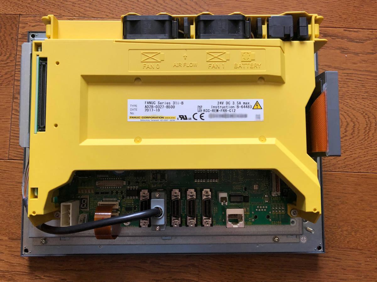 FANUC CNC Series 31i-MODEL B_画像2