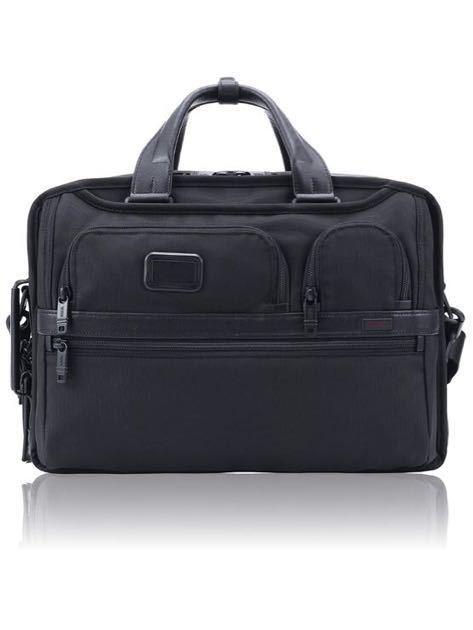 73,440円トゥミ ビジネスバッグ 公式 正規品 ALPHA2 スリーウェイ・ブリーフ 026180 D2 ブラック_画像7