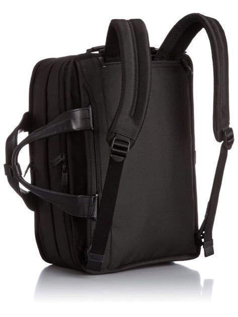 73,440円トゥミ ビジネスバッグ 公式 正規品 ALPHA2 スリーウェイ・ブリーフ 026180 D2 ブラック_画像8