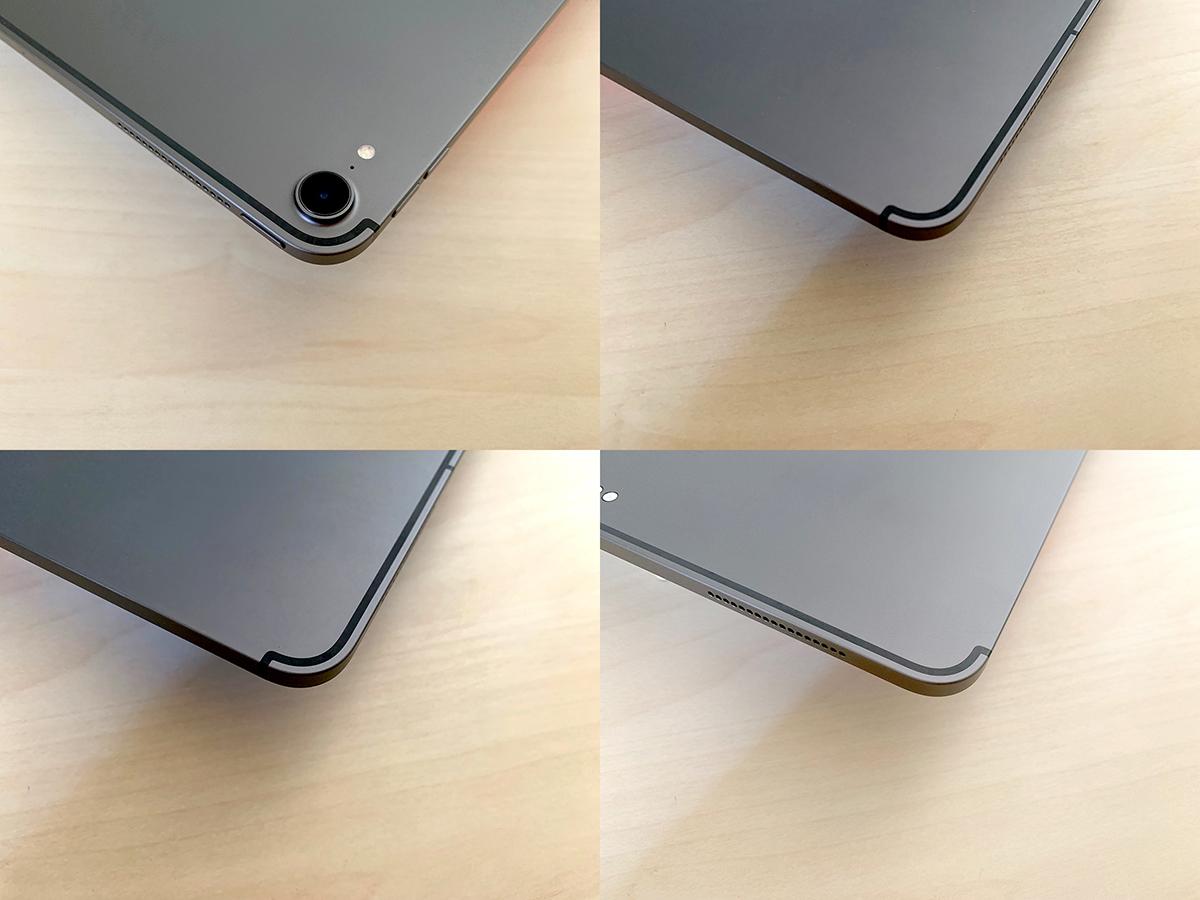 【1円・美品・送料込み】 Apple 12.9インチ iPad Pro Wi-Fi + Cellular 512GB スペースグレイ SIMフリー化 SoftBank ★ GW前にゲット!!_画像3