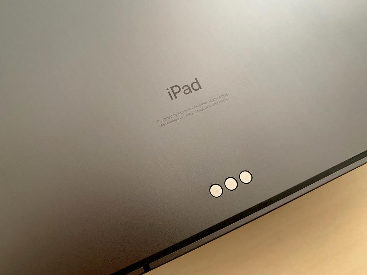 【1円・美品・送料込み】 Apple 12.9インチ iPad Pro Wi-Fi + Cellular 512GB スペースグレイ SIMフリー化 SoftBank ★ GW前にゲット!!_画像5