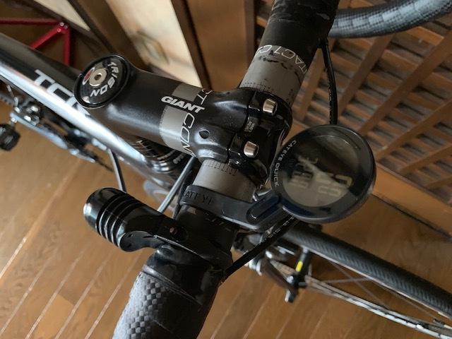 美品 GIANT TCR ADVANCED SL3 2012 XS(430mm) 定価40万+MAVICカーボンホール他_画像4