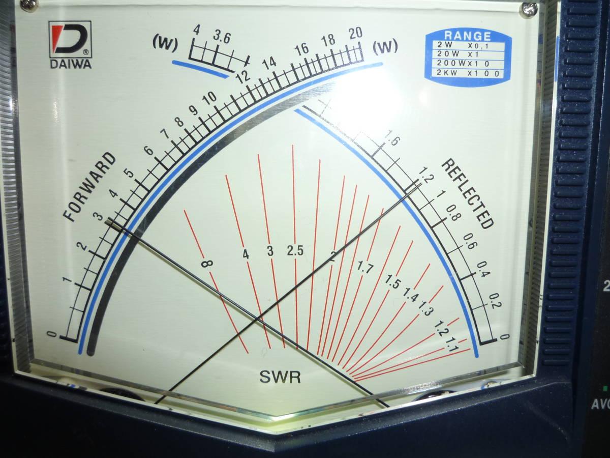 DAIWA CN-801 2kW Cross meter