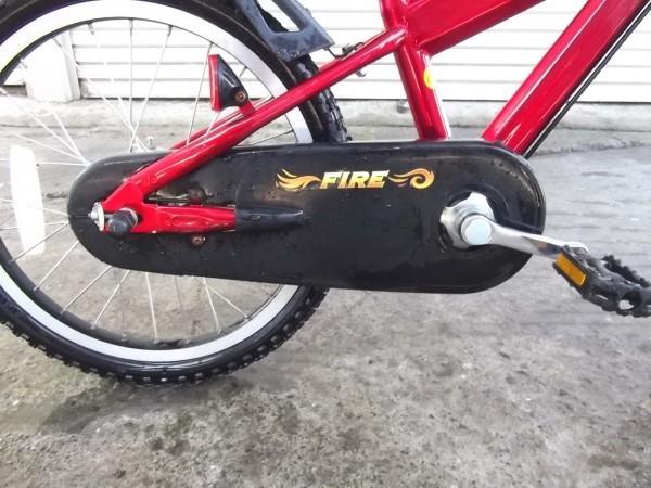 FIRE 18インチ 子供用自転車 子ども用自転車 男の子 男子_画像5