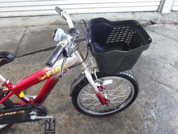FIRE 18インチ 子供用自転車 子ども用自転車 男の子 男子_画像3