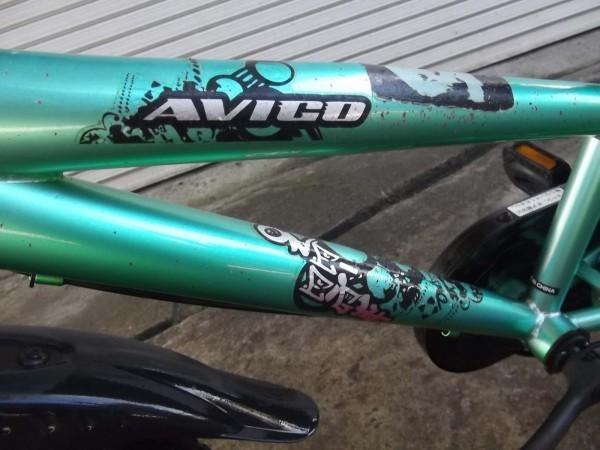 AVICO 18インチ 子供用自転車 子ども用自転車 男の子 男子_画像4
