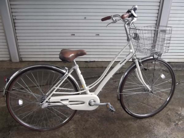 パナソニック 27インチ ママチャリ 自転車 一般自転車_画像2