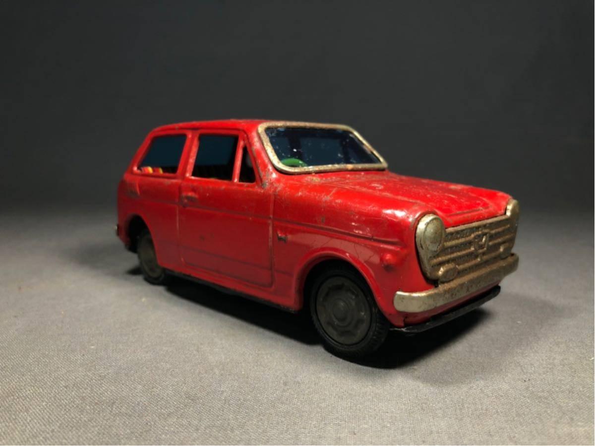 昭和レトロ 光球商会 HONDA N360 ブリキ 玩具 フリクション走行 日本製 JAPAN 当時物 ホンダ ビンテージ 自動車 稀少 レア Nコロ