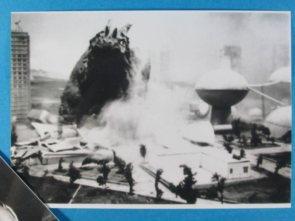 希少特撮資料★ゴルゴスラゴンパゴス「ウルトラQ」スチール写真セット_画像3