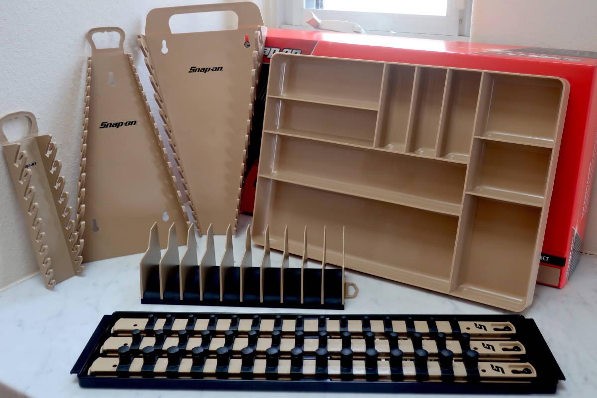 Snap-on 新品 限定 ツールホルダー 6種コンボセット コンバットタン スナップオン