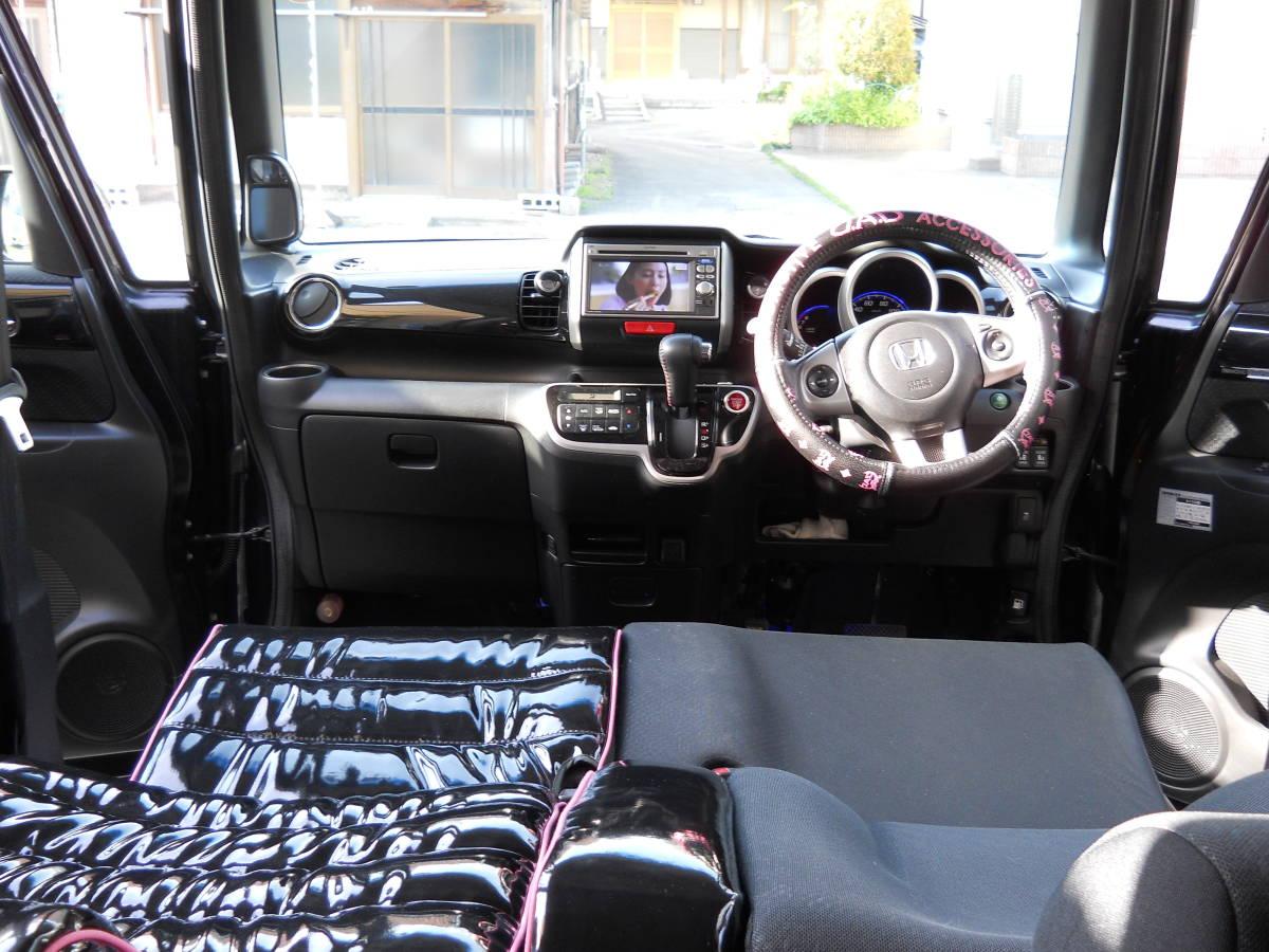 格安 24年 N-BOX カスタム 4WD Gターボパッケージ 車検31年7月 売り切り !_画像3