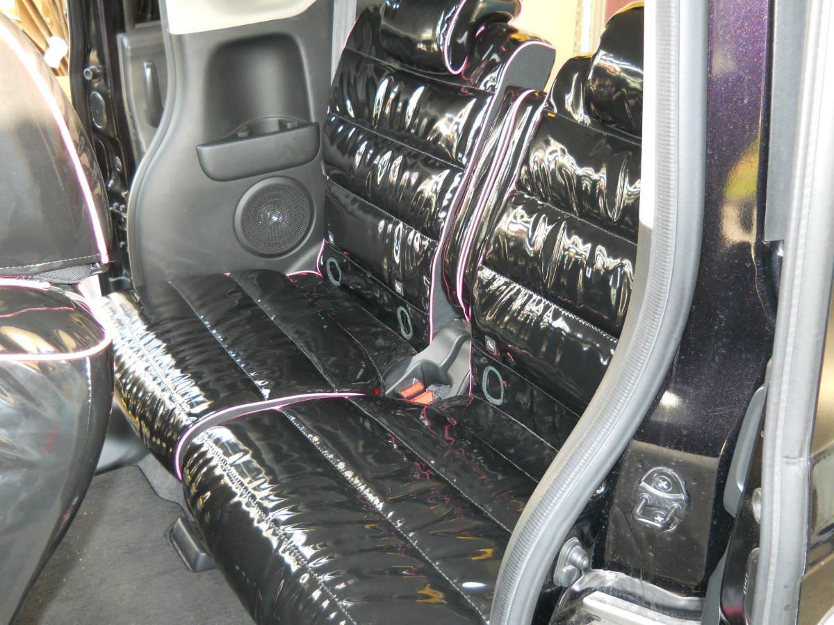 格安 24年 N-BOX カスタム 4WD Gターボパッケージ 車検31年7月 売り切り !_画像6