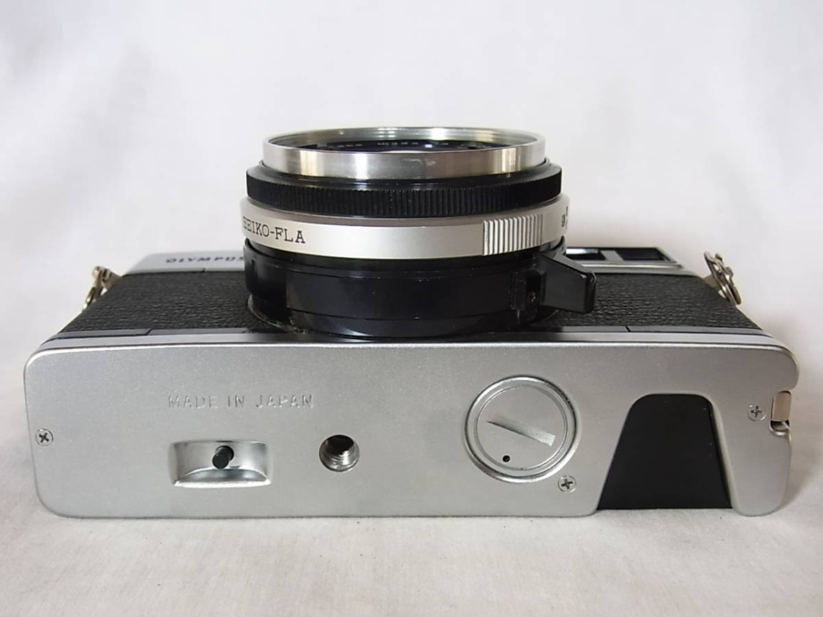 難有 オリンパス/OLYMPUS-35 SP (G.Z.uiko 42mm f1.7) フィルター/ケース付 18480_画像5