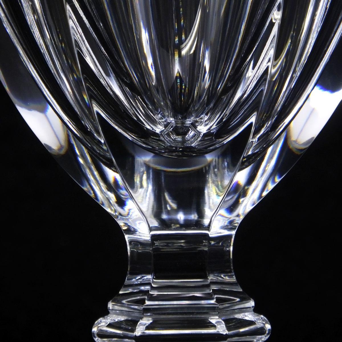 ■バカラ Baccarat アルクール ワイングラス クリスタル Lラージ 美品 100%本物保証_画像2